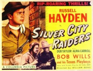 Silver City Raiders (1943)