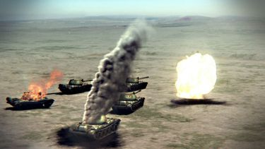 Největší tankové bitvy (2010) [TV seriál]