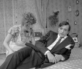 Simona Stašová a Jiří Bartoška
