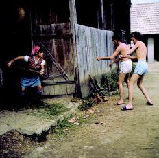 Wenn die tollen Tanten kommen (1970)