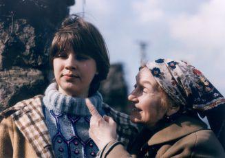 Jindra Bartošová a Marie Rosůlková