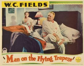 Man on the Flying Trapeze (1935)
