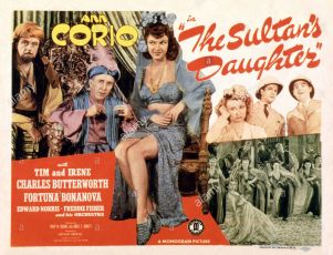 The Sultan's Daughter (1943)