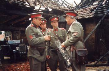 Tomáš Töpfer a Ivan Trojan v epizodě Bouřka