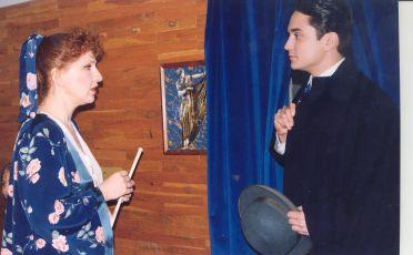Jaroslava Kretschmerová a Saša Rašilov