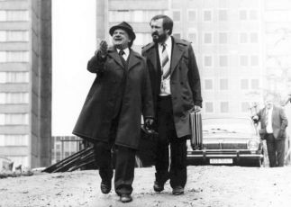 Miloslav Štibich a Oldřich Navrátil