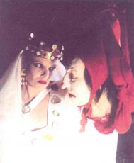 Šašek a královna (1987)