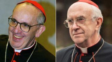papež František/Jonathan Pryce
