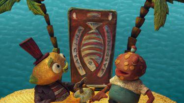 Karlík, zlatá rybka (2008) [TV seriál]