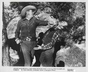 Man from the Black Hills (1952)