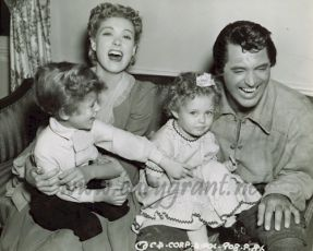 Cary Grant Martha Scott