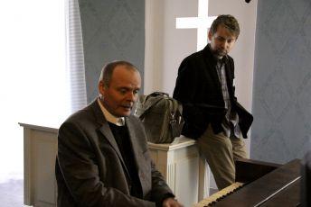 Igor Bareš a Petr Lněnička