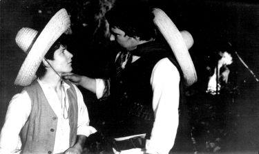 Blesky nad Mexikem (1976)