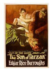 """plakát k 2. epizodě seriálu s názvem """"Out of the Lion's Jaws"""""""