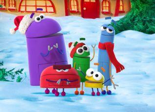 A StoryBots Christmas (2017) [TV film]