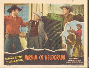 Marshal of Heldorado (1950)