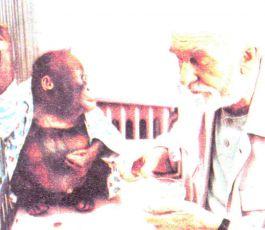 Dva lidi v ZOO (1989)