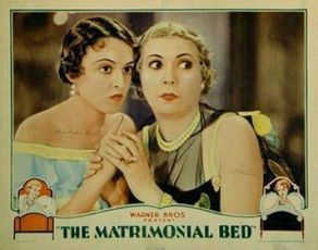 The Matrimonial Bed (1930)