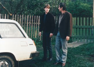 Jiří Langmajer a Boris Rösner