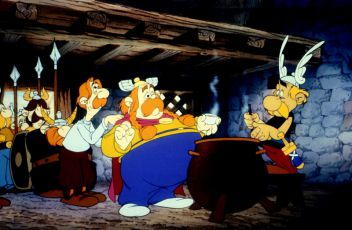 Asterix v Británii (1986)