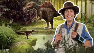Andy a dobrodružství s dinosaury (2014) [TV seriál]