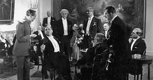 Záhadný host (1936)