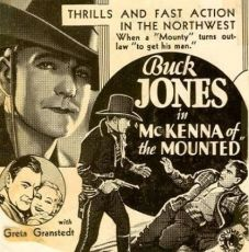 McKenna of the Mounted (1932)