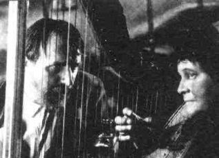 F. Smolík a Ela Nollová