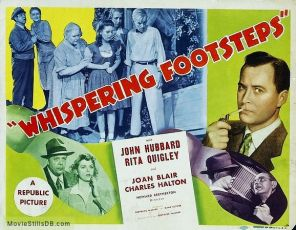 Whispering Footsteps (1943)