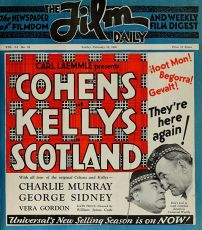 The Cohens and the Kellys in Scotland (1930)