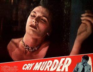 Cry Murder (1950)