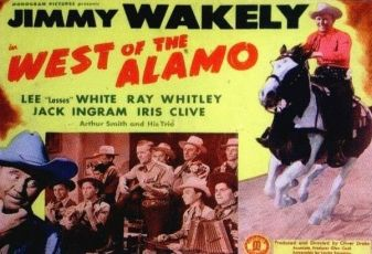 West of the Alamo (1946)