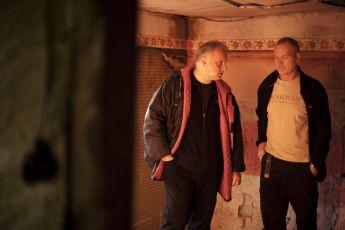 z natáčení:  Martin Šec a Martin Šulík