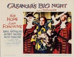 Casanovova velká noc (1954)