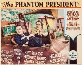 The Phantom President (1932)