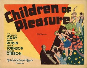 Children of Pleasure (1930)