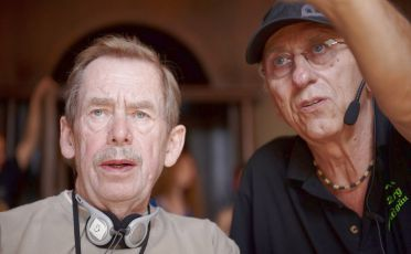 Václav Havel a Jan Malíř