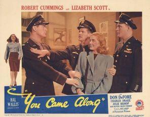 You Came Along (1945)