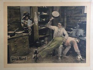 On mezi pirátkami (1919)