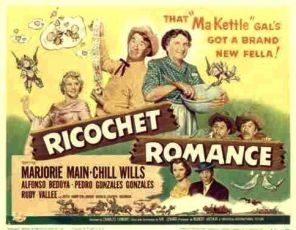 Ricochet Romance (1954)