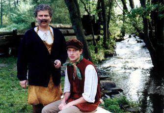 Petr Štěpánek a Igor Ondříček