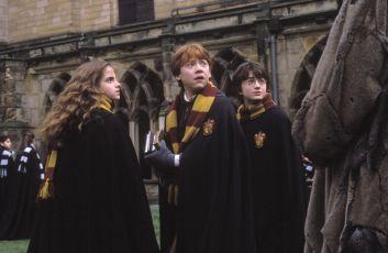 Harry Potter a Tajemná komnata (2002)
