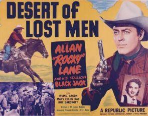 Desert of Lost Men (1951)