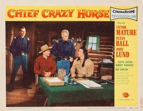Náčelník Bláznivý kůň (1955)