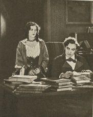 Jindra, hraběnka Ostrovínová (1924)