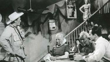 Hell on Devil's Island (1957)