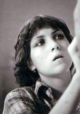 Veronika Lučeničová během natáčení