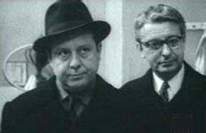 Ferenc Kállai a László Mensáros