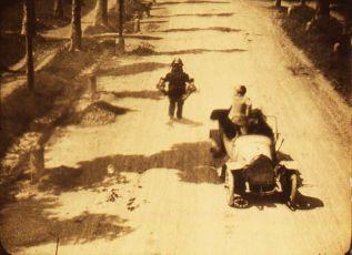 Mechanický muž (1921)