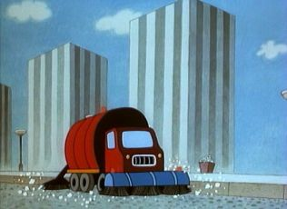 Krtek ve městě (1982)